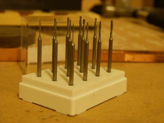 Swiss Shank Drill Bits