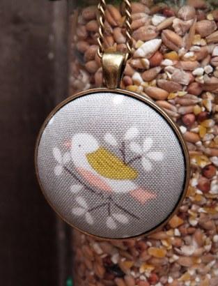 yellow-and-white-bird